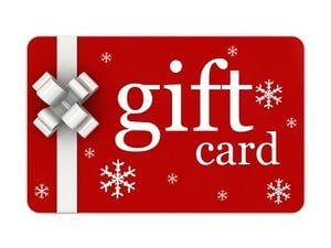 gift card - small