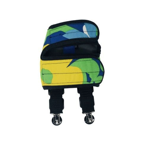 surfline abstract suspender harness - back