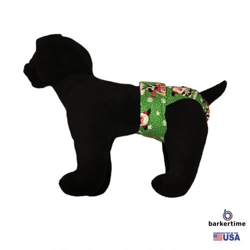 holiday cows diaper - model 1