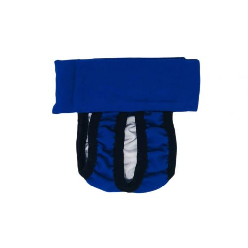 royal blue diaper pull-up - new
