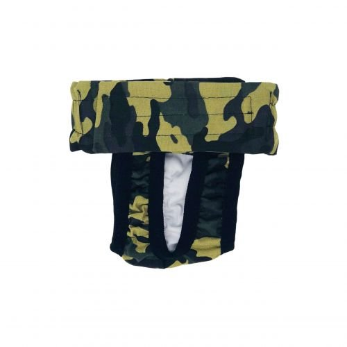 camo diaper pull-up - new