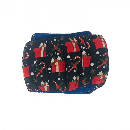 christmas presents belly band - back