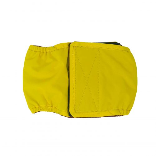 yellow waterproof belly band