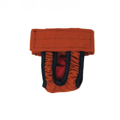 burnt orange diaper pull-up
